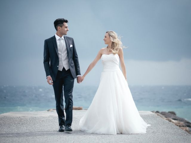 Il matrimonio di Christian e Lisa a Bergeggi, Savona 41