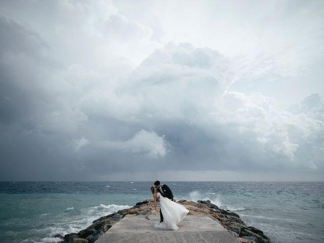 Il matrimonio di Christian e Lisa a Bergeggi, Savona 43