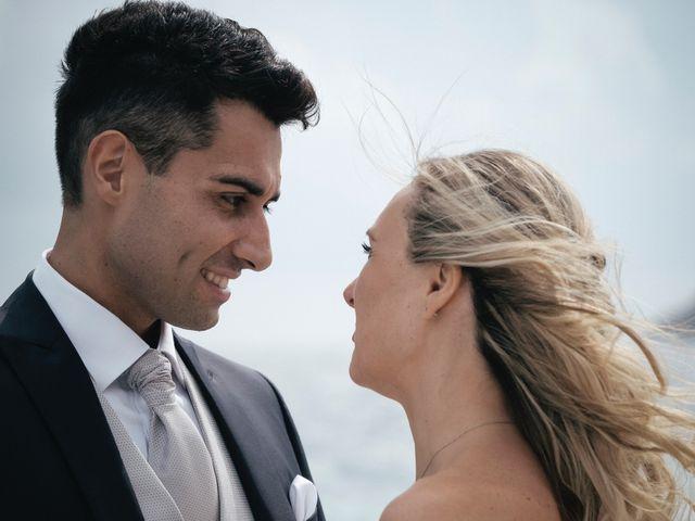 Il matrimonio di Christian e Lisa a Bergeggi, Savona 48