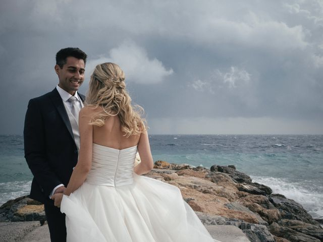 Il matrimonio di Christian e Lisa a Bergeggi, Savona 54