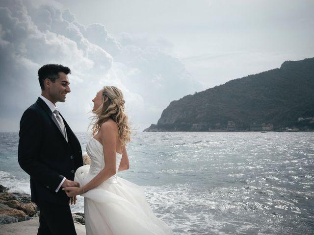 Il matrimonio di Christian e Lisa a Bergeggi, Savona 55