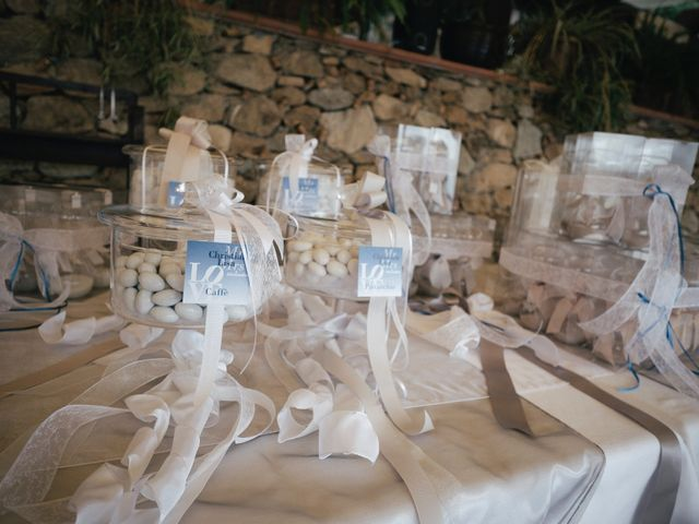 Il matrimonio di Christian e Lisa a Bergeggi, Savona 66