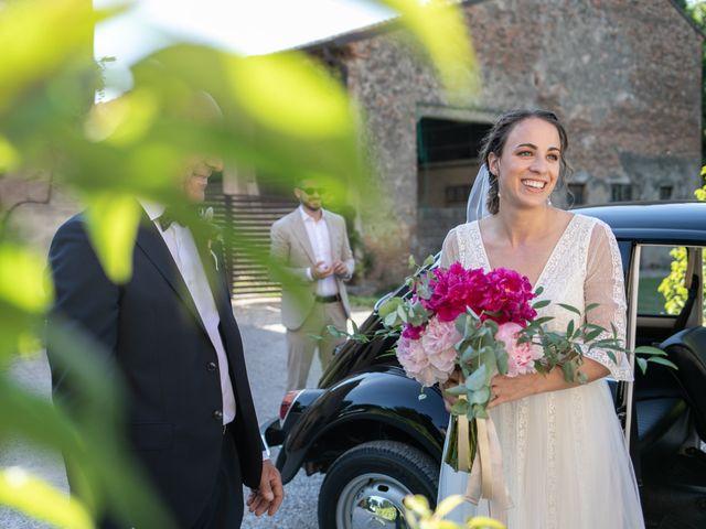Il matrimonio di Mattia e Debora a Mantova, Mantova 16