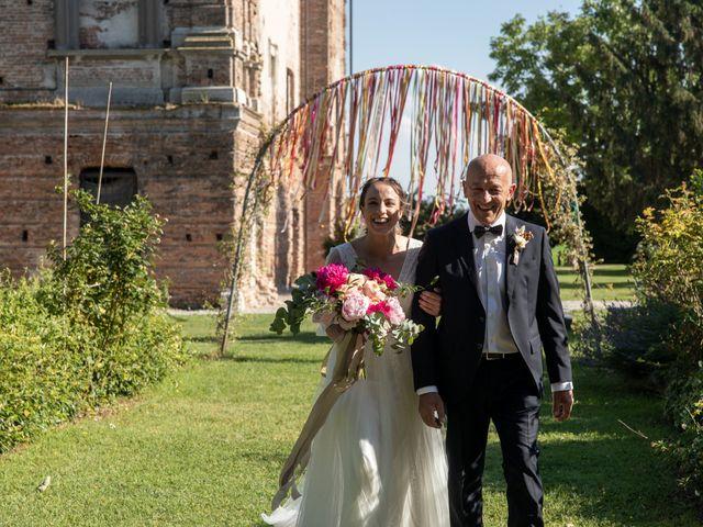 Il matrimonio di Mattia e Debora a Mantova, Mantova 18