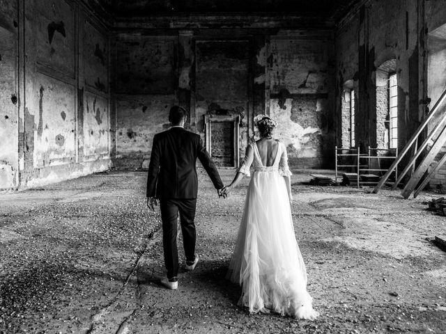 Il matrimonio di Mattia e Debora a Mantova, Mantova 1