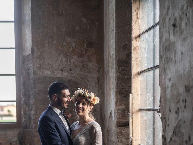 Il matrimonio di Mattia e Debora a Mantova, Mantova 34