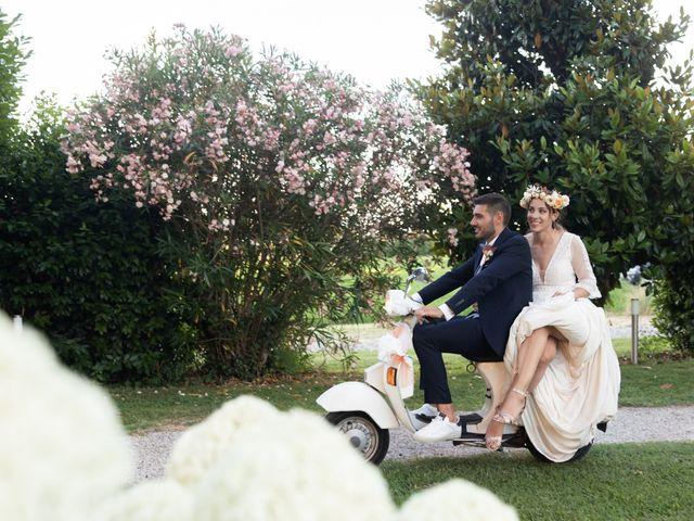 Il matrimonio di Mattia e Debora a Mantova, Mantova 37
