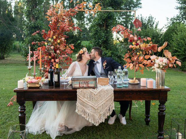 Il matrimonio di Mattia e Debora a Mantova, Mantova 38