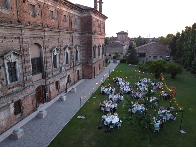Il matrimonio di Mattia e Debora a Mantova, Mantova 39