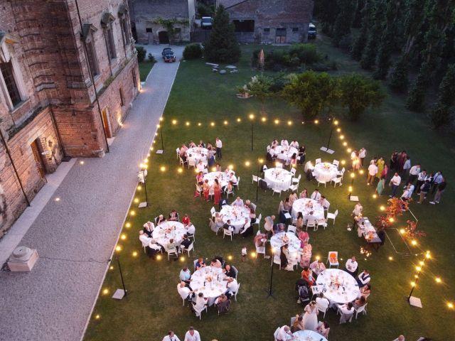 Il matrimonio di Mattia e Debora a Mantova, Mantova 40