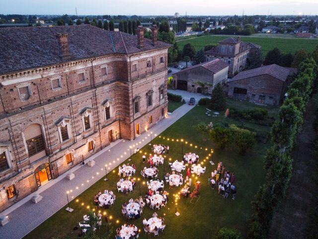 Il matrimonio di Mattia e Debora a Mantova, Mantova 41