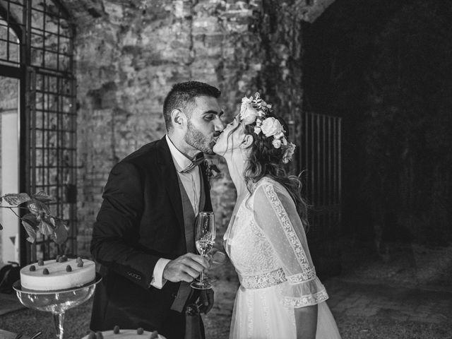 Il matrimonio di Mattia e Debora a Mantova, Mantova 45