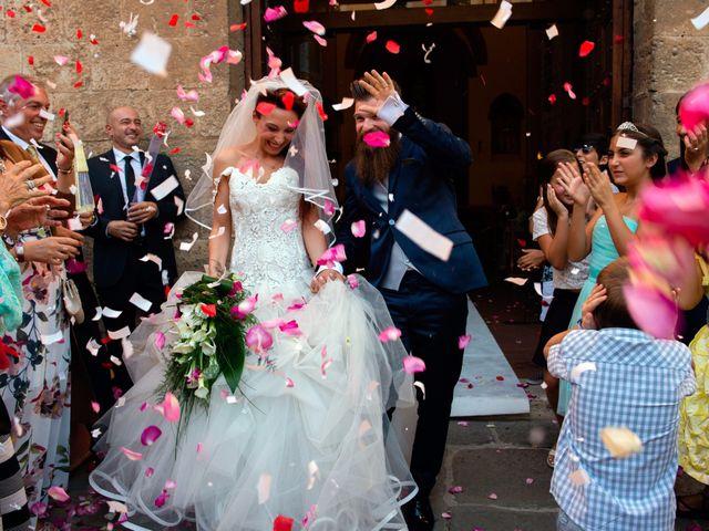 Le nozze di Marialucia e Francesco