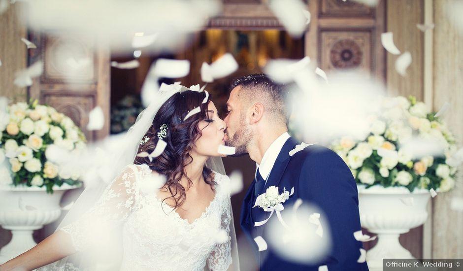 Il matrimonio di Daniele e Simona a Cassino, Frosinone