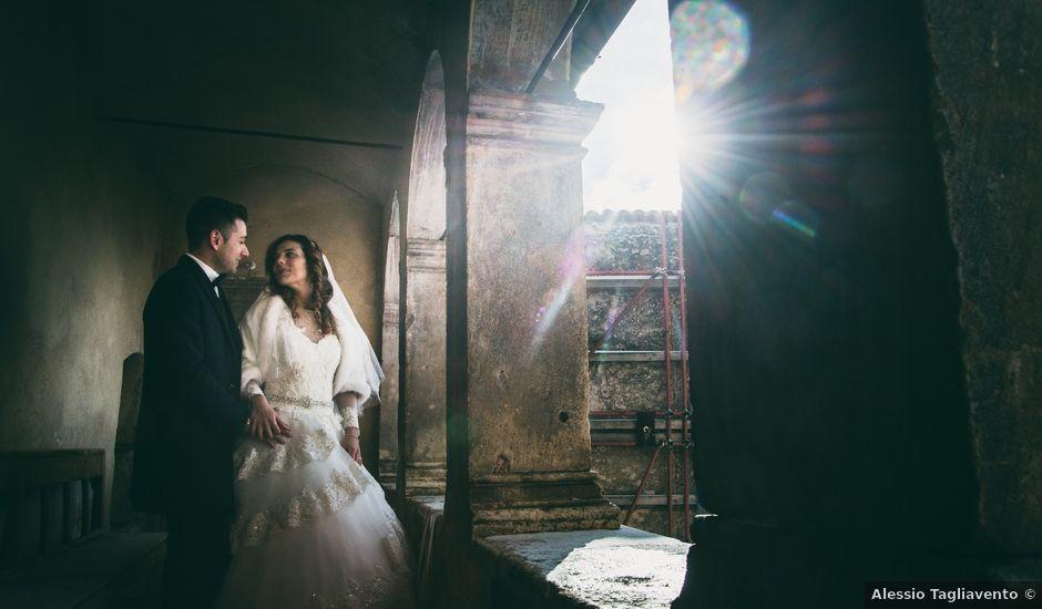 Il matrimonio di Cristian e Ilenia a Manoppello, Pescara