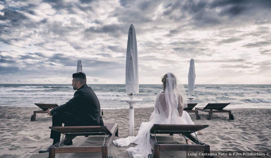 Il matrimonio di Raffaele e Valentina a Capaccio Paestum, Salerno