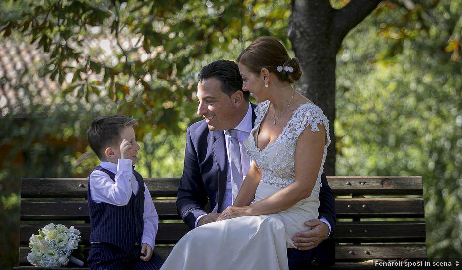 Il matrimonio di Marco e Diana a Montichiari, Brescia