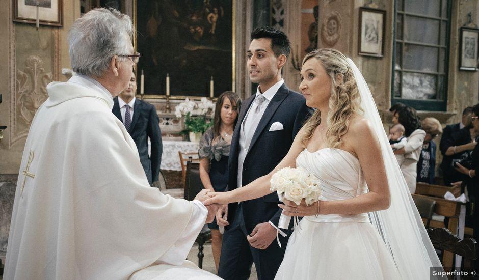 Il matrimonio di Christian e Lisa a Bergeggi, Savona