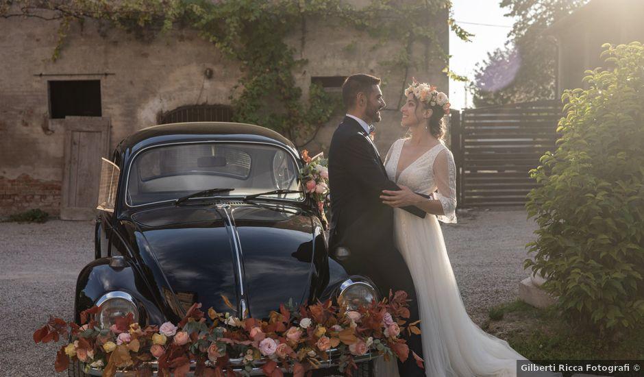 Il matrimonio di Mattia e Debora a Mantova, Mantova