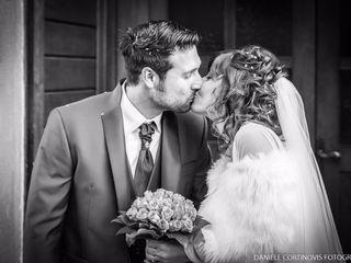 Le nozze di Tatiana e Cristian