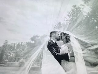 Le nozze di Fabiana e Raffaele
