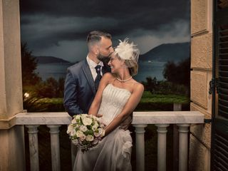 Le nozze di Stefano e Teresa