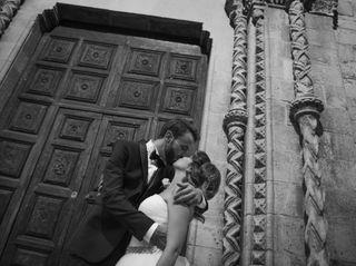 Le nozze di Sandra e Vincenzo 1
