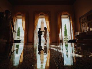 Le nozze di Stefania e Gianluca 1