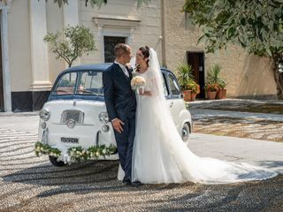 Le nozze di Lorena e Giuseppe