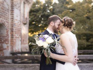 Le nozze di Anna e William