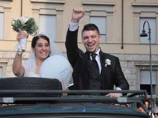 Le nozze di Nicoletta e Claudio 1