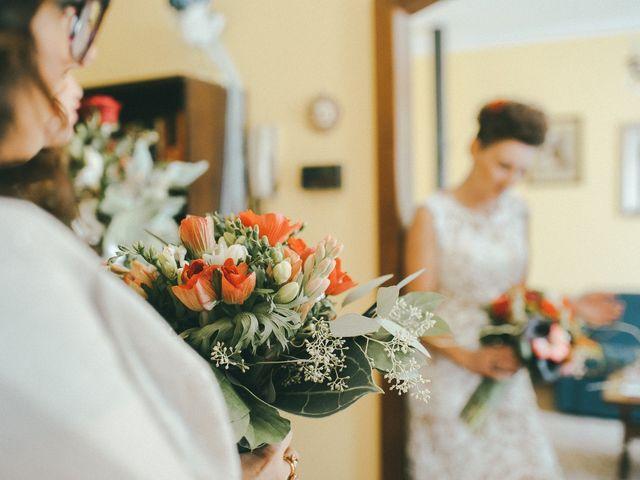 Il matrimonio di Davide e Greta a Bodio Lomnago, Varese 15