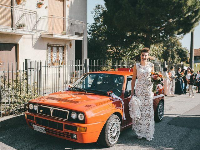 Il matrimonio di Davide e Greta a Bodio Lomnago, Varese 19
