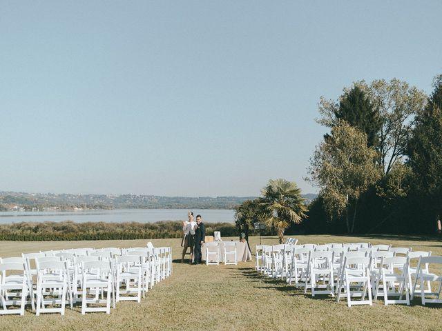 Il matrimonio di Davide e Greta a Bodio Lomnago, Varese 21