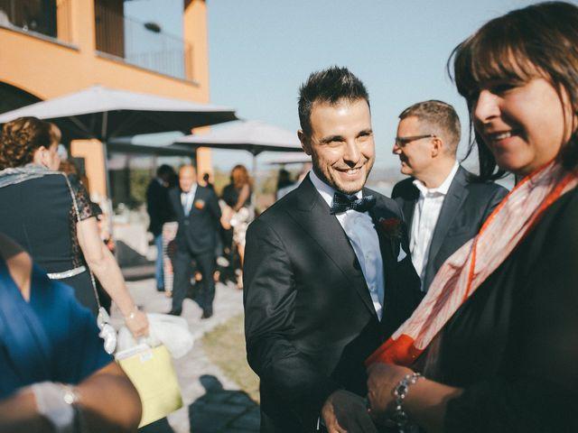Il matrimonio di Davide e Greta a Bodio Lomnago, Varese 24