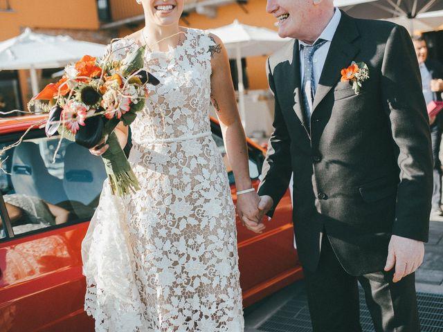 Il matrimonio di Davide e Greta a Bodio Lomnago, Varese 27