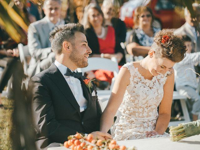 Il matrimonio di Davide e Greta a Bodio Lomnago, Varese 35