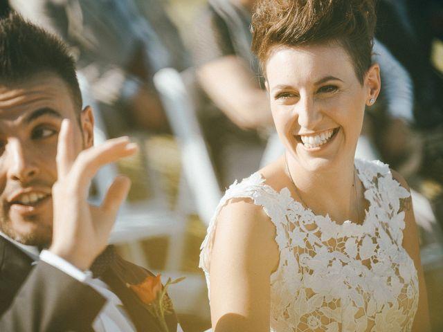 Il matrimonio di Davide e Greta a Bodio Lomnago, Varese 36