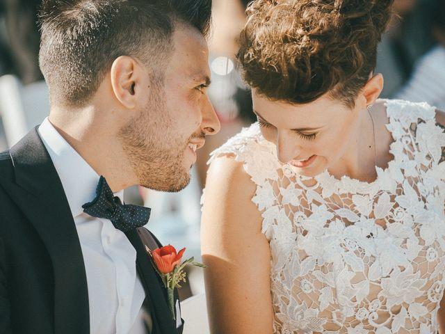 Il matrimonio di Davide e Greta a Bodio Lomnago, Varese 46