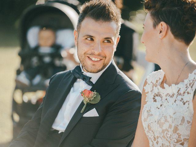 Il matrimonio di Davide e Greta a Bodio Lomnago, Varese 47
