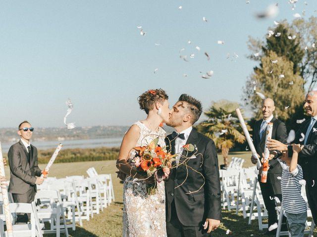 Il matrimonio di Davide e Greta a Bodio Lomnago, Varese 52