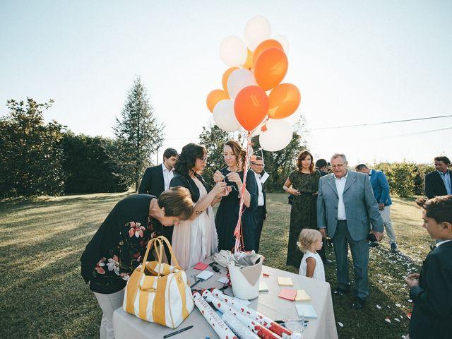 Il matrimonio di Davide e Greta a Bodio Lomnago, Varese 53