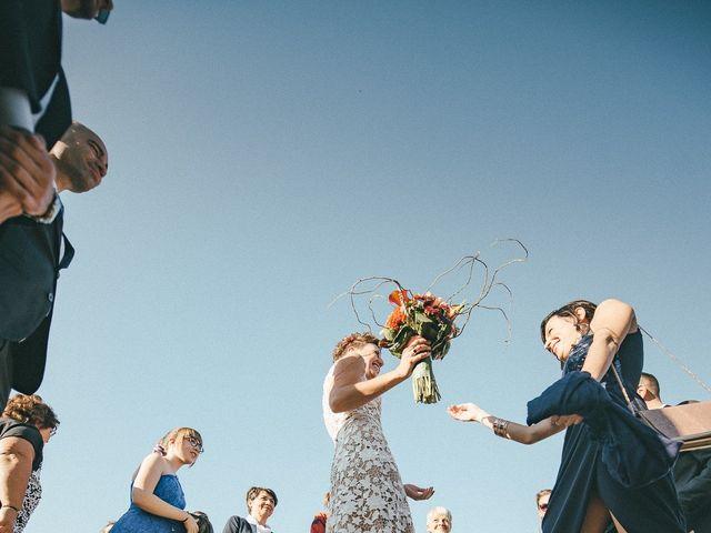 Il matrimonio di Davide e Greta a Bodio Lomnago, Varese 54