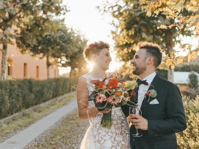 Il matrimonio di Davide e Greta a Bodio Lomnago, Varese 55