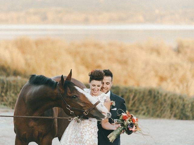 Il matrimonio di Davide e Greta a Bodio Lomnago, Varese 2