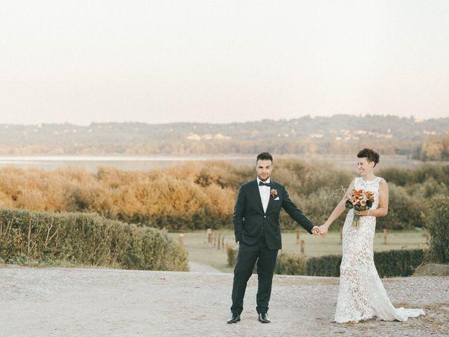 Il matrimonio di Davide e Greta a Bodio Lomnago, Varese 61