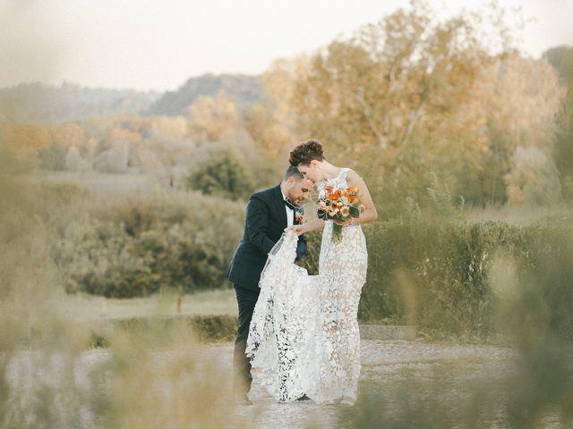 Il matrimonio di Davide e Greta a Bodio Lomnago, Varese 62