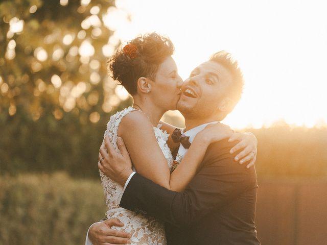 Il matrimonio di Davide e Greta a Bodio Lomnago, Varese 64