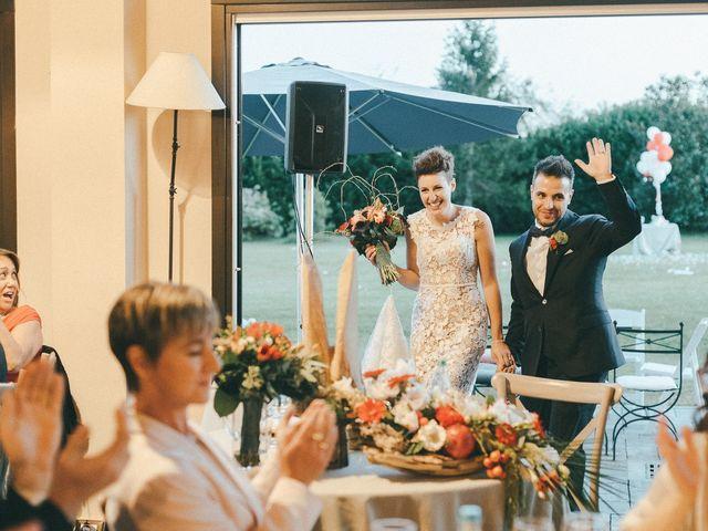 Il matrimonio di Davide e Greta a Bodio Lomnago, Varese 69
