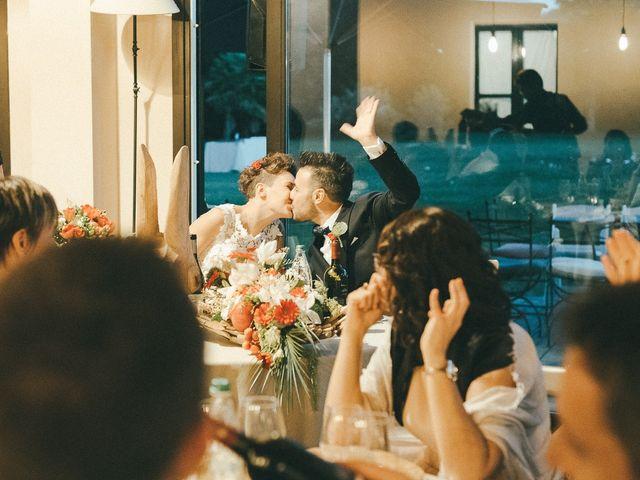 Il matrimonio di Davide e Greta a Bodio Lomnago, Varese 71